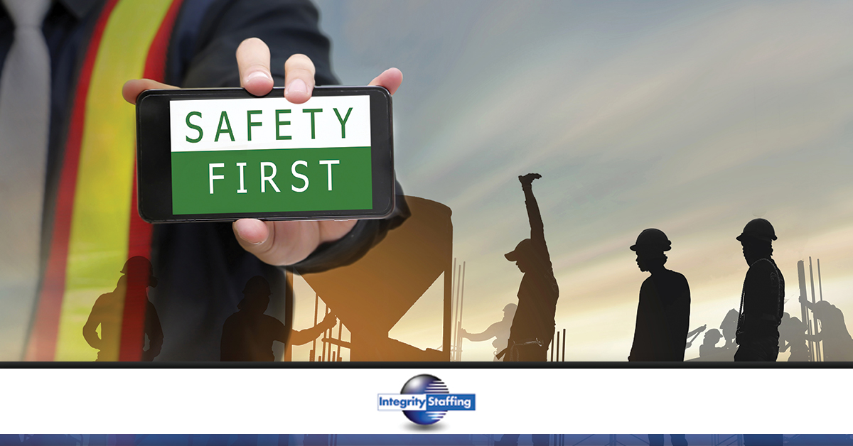 how to create a safe environment at work